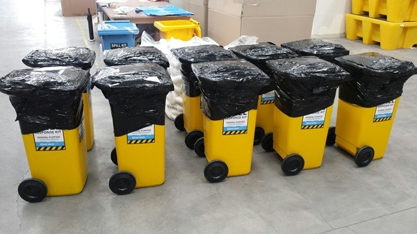 Stratex supplys Parks VIC with General Purpose Spill Kits