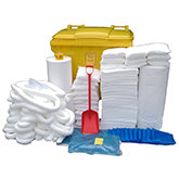 Stratex locker bin spill kits