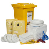 Stratex wheelie bin spill kit