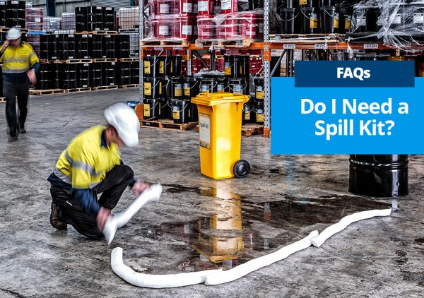 Stratex FAQs Do I need a Spill Kit?