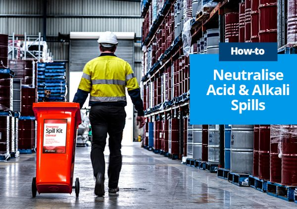 Stratex How to Neutralise Acid and Alkaline Spills