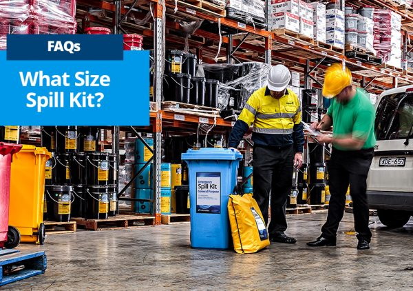 Stratex FAQs What Size Spill Kit