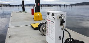 Oil and fuel spill kits are ideal for marine use