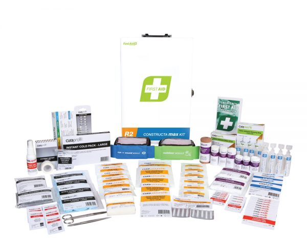 First Aid Kits Available from Stratex